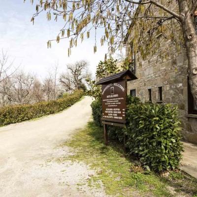 Agriturismo Grotta dell'eremita (Castelmezzano, Basilicata, Italia)