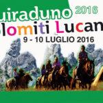"III Equiraduno ""SULLE DOLOMITI LUCANE"""